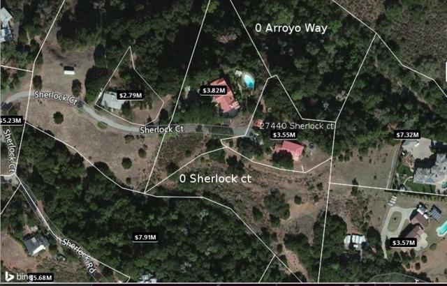 0 Arroyo Way, Los Altos Hills, CA 94022 (#ML81693634) :: The Lucas Group