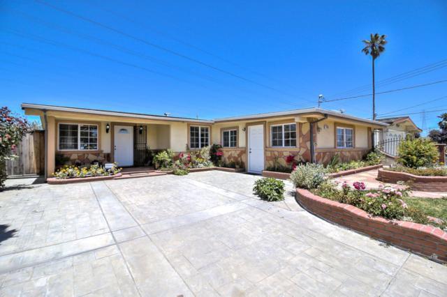 2819 Darwin Street, Hayward, CA 94545 (#ML81710249) :: The Grubb Company