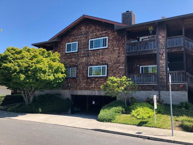 1708 Lexington Avenue #5, El Cerrito, CA 94530 (#ML81711008) :: The Grubb Company