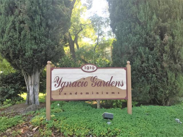 1919 Ygnacio Valley Road #16, Walnut Creek, CA 94598 (#ML81724417) :: Estates by Wendy Team