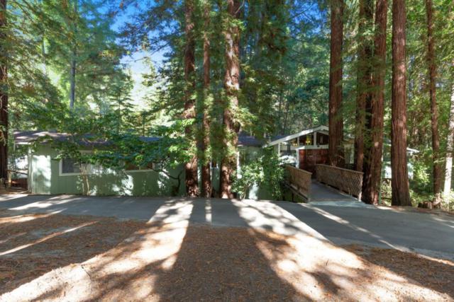 236 W Hilton Drive, Boulder Creek, CA 95006 (#ML81725098) :: Estates by Wendy Team