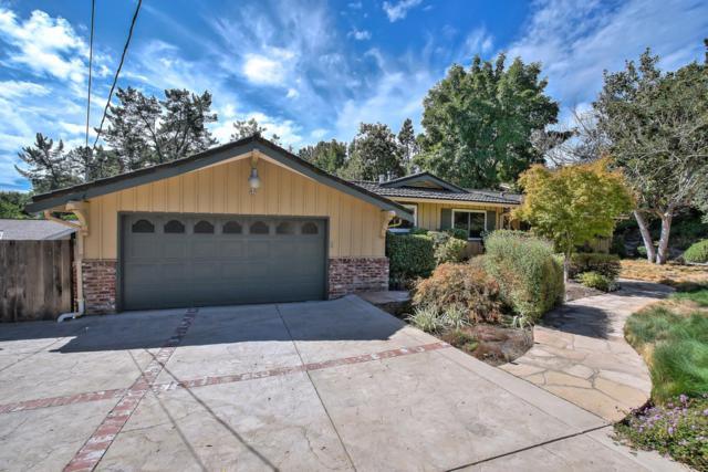 1106 Sierra Vista Way, Lafayette, CA 94549 (#ML81726782) :: The Grubb Company