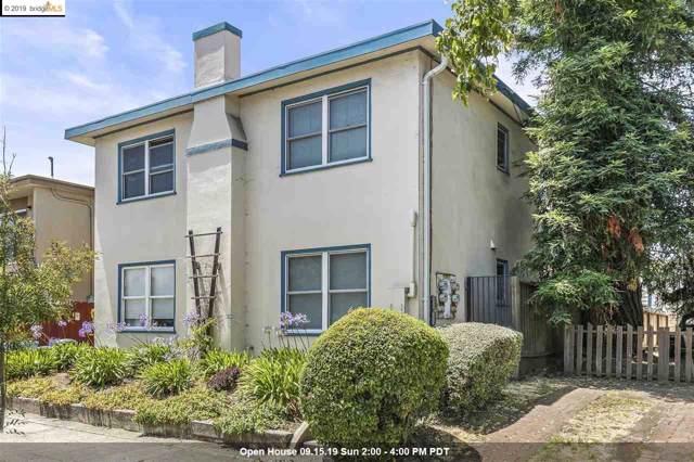 2332 Browning St, Berkeley, CA 94702 (#40873558) :: Armario Venema Homes Real Estate Team