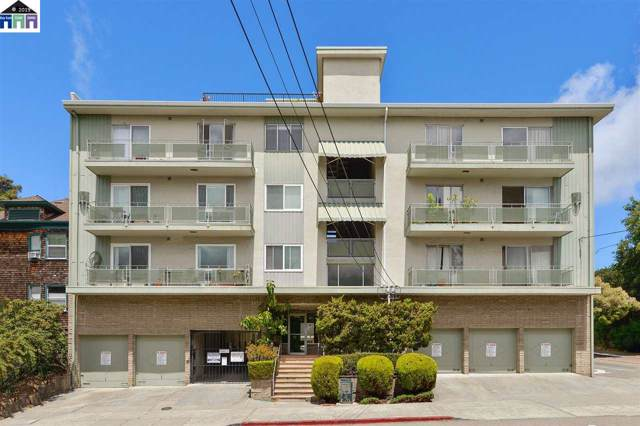 3877 Howe St #207, Oakland, CA 94611 (#40878275) :: The Lucas Group