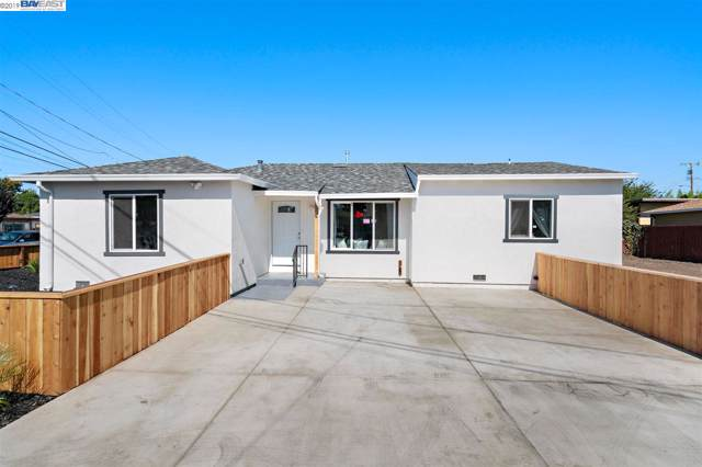 4 Hunter Ct, Oakland, CA 94603 (#40885158) :: Armario Venema Homes Real Estate Team