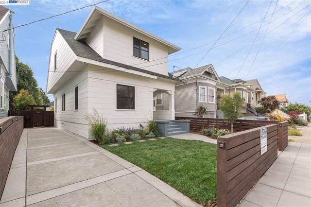 819 30th Street, Oakland, CA 94608 (#40886288) :: Armario Venema Homes Real Estate Team