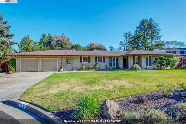 33 Cambra Ct, Danville, CA 94526 (#40890789) :: Armario Venema Homes Real Estate Team