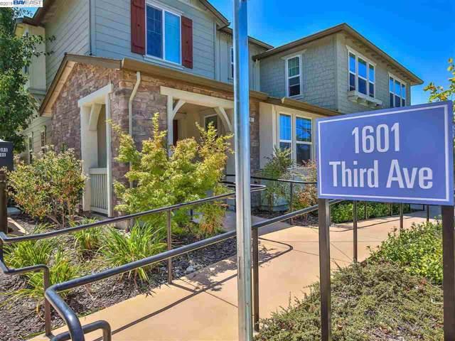 1601 Third Ave #305, Walnut Creek, CA 94597 (#40878859) :: Armario Venema Homes Real Estate Team
