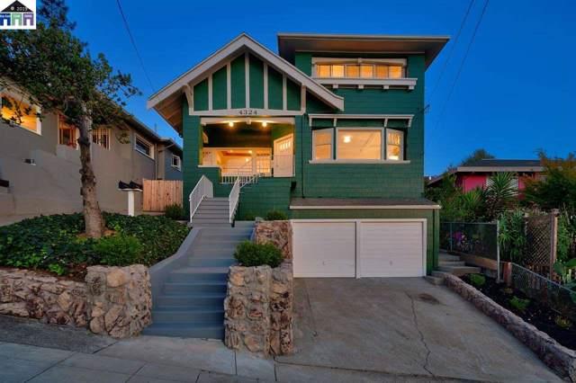 4324 Leach Avenue, Oakland, CA 94602 (#40881189) :: Realty World Property Network