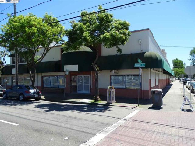 1100 Lincoln Ave, Alameda, CA 94501 (#40780459) :: The Rick Geha Team