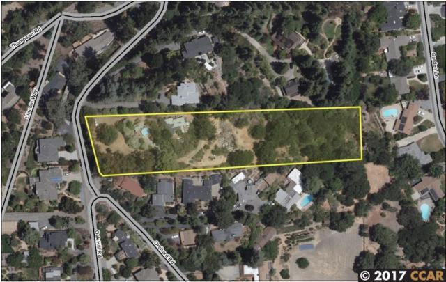 1148 Oak Hill Rd, Lafayette, CA 94549 (#40796689) :: J. Rockcliff Realtors