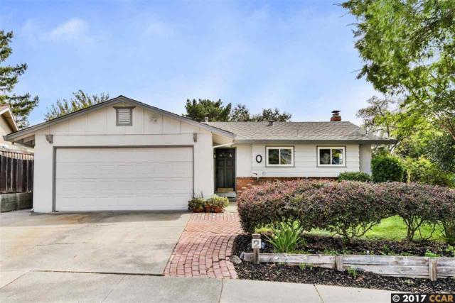 2 Eric Ct, Pleasant Hill, CA 94523 (#40797037) :: J. Rockcliff Realtors