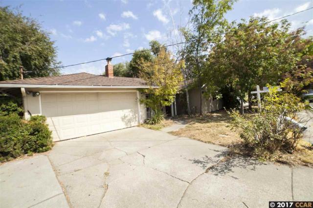 160 Hazel Dr, Pleasant Hill, CA 94523 (#40797343) :: Realty World Property Network