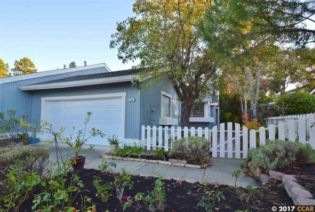 250 Western Hills Dr, Pleasant Hill, CA 94523 (#40802255) :: Realty World Property Network