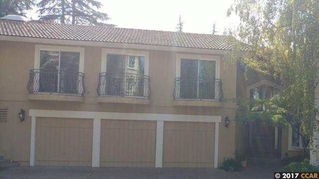 245 Las Quebradas, Alamo, CA 94507 (#40802607) :: Realty World Property Network