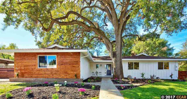 1023 Westridge Ave, Danville, CA 94526 (#40803901) :: Realty World Property Network
