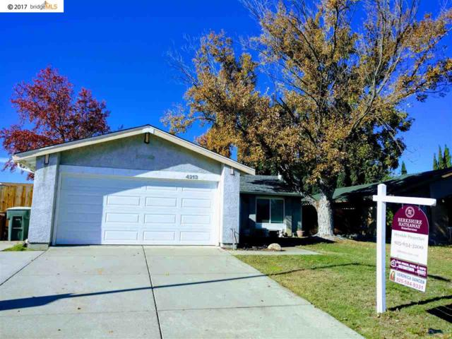 4213 Salgado Ave, Oakley, CA 94561 (#40804120) :: Team Temby Properties