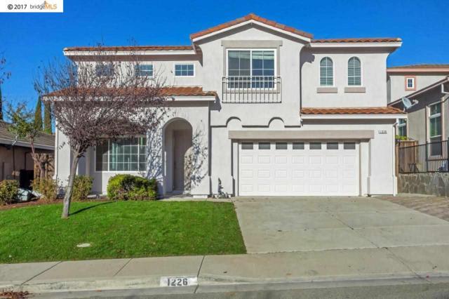 1226 San Benito Dr, Pittsburg, CA 94565 (#40806037) :: Team Temby Properties
