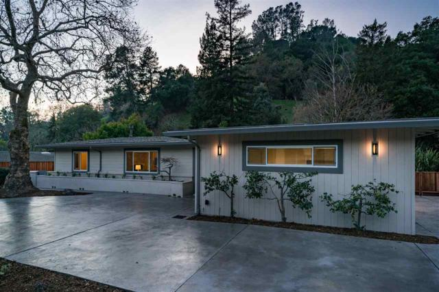 1205 Monticello Rd, Lafayette, CA 94549 (#40806788) :: Realty World Property Network