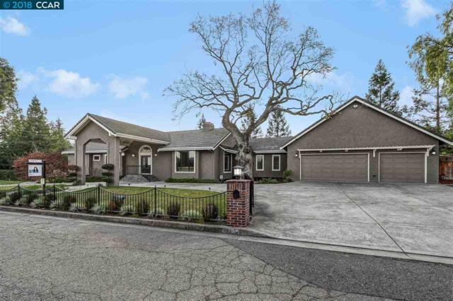 70 Vernal Ct, Alamo, CA 94507 (#40807683) :: Estates by Wendy Team