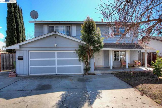 4316 Bidwell Dr, Fremont, CA 94538 (#40811033) :: Armario Venema Homes Real Estate Team
