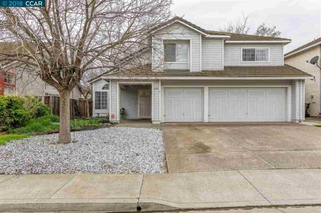 4509 Knollpark Cir, Antioch, CA 94531 (#40812609) :: Armario Venema Homes Real Estate Team