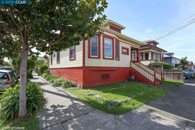 1075 61St St, Oakland, CA 94608 (#40813161) :: RE/MAX TRIBUTE
