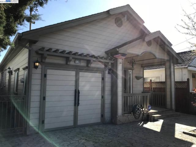 1706 Emeric, San Pablo, CA 94806 (#40814725) :: Armario Venema Homes Real Estate Team