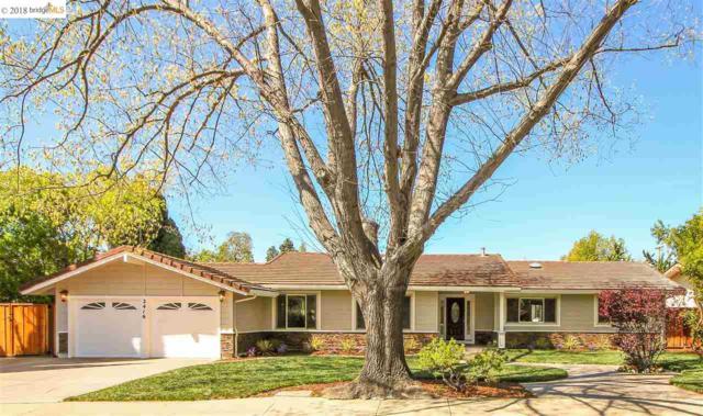 2416 Blackstone Dr, Walnut Creek, CA 94598 (#40816526) :: Armario Venema Homes Real Estate Team