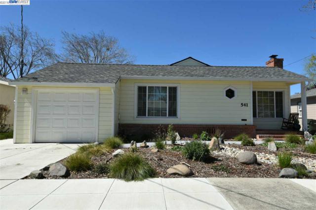 541 N O St, Livermore, CA 94551 (#40816948) :: Armario Venema Homes Real Estate Team