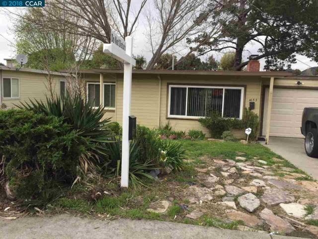 4653 Canyon Rd, El Sobrante, CA 94803 (#40817045) :: The Rick Geha Team