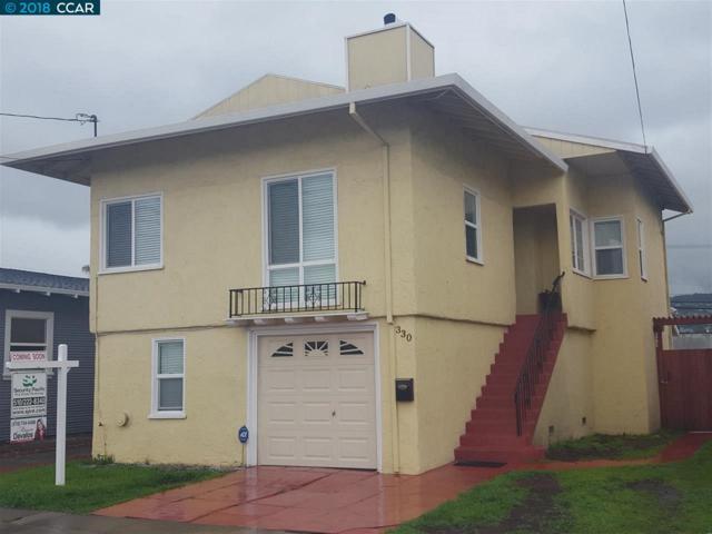 330 36Th St, Richmond, CA 94805 (#40817665) :: RE/MAX TRIBUTE