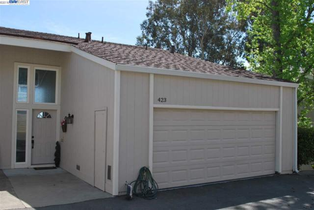 423 Ridgeview Dr., Pleasant Hill, CA 94523 (#40818539) :: RE/MAX Blue Line