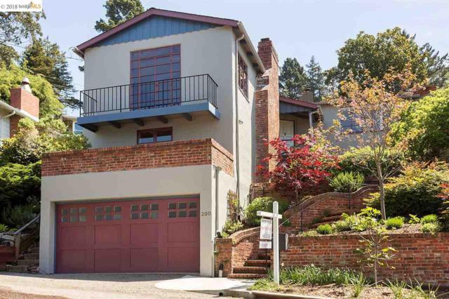 200 Forest Ln, Berkeley, CA 94708 (#40818684) :: RE/MAX TRIBUTE