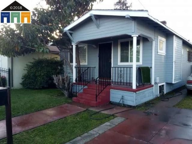 1451 85Th Ave, Oakland, CA 94621 (#40819678) :: The Rick Geha Team