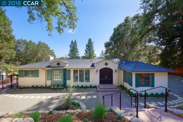 54 La Campana Road, Orinda, CA 94563 (#40822657) :: Armario Venema Homes Real Estate Team