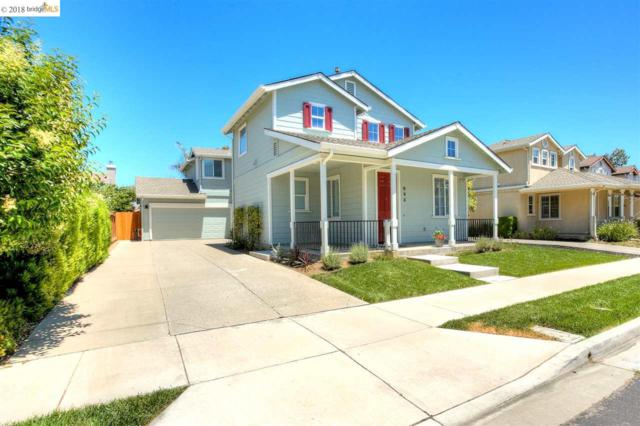 893 Sawyer Way, Brentwood, CA 94513 (#40823818) :: Armario Venema Homes Real Estate Team