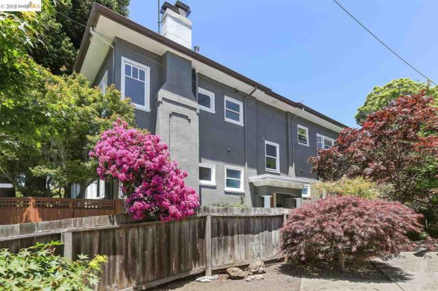 6426 Benvenue Ave #2, Oakland, CA 94618 (#40825878) :: The Grubb Company