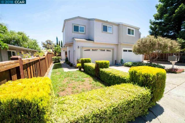 157 Greenwood Drive, Pleasant Hill, CA 94523 (#40826555) :: RE/MAX Blue Line