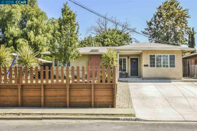 2025 Overhill Rd, Concord, CA 94520 (#40826664) :: The Grubb Company
