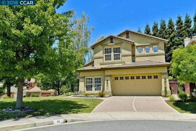 41 St Andrews Ct, Pleasant Hill, CA 94523 (#40826728) :: RE/MAX Blue Line