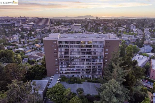 1 Kelton Ct 10J, Oakland, CA 94611 (#40828943) :: The Grubb Company