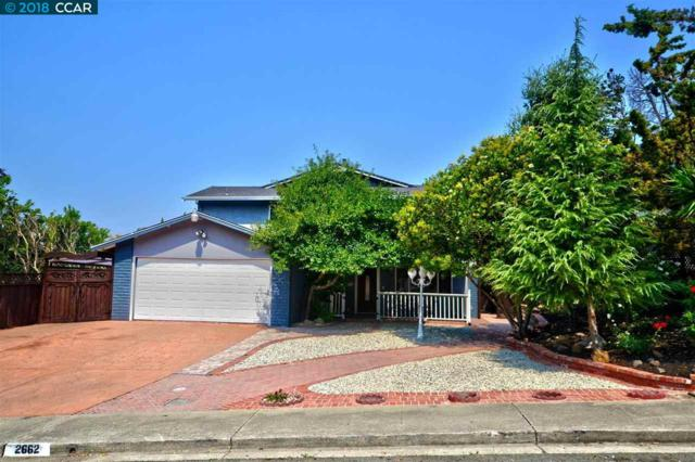2662 Shady Draw, Pinole, CA 94564 (#40832519) :: The Lucas Group