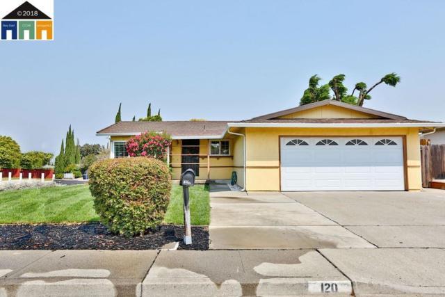 120 Riverside Dr, Bay Point, CA 94565 (#40832979) :: Armario Venema Homes Real Estate Team