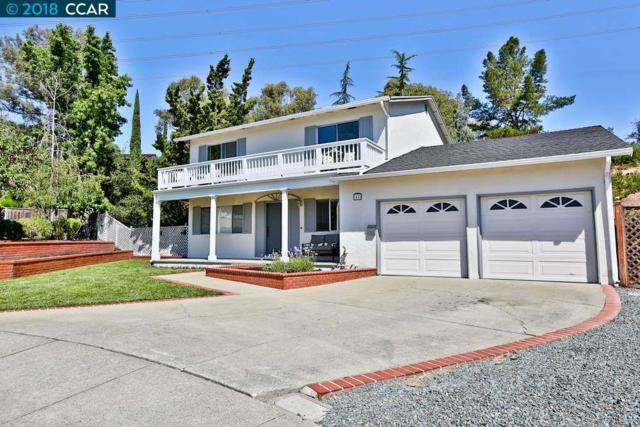42 Greendell Pl, Pleasant Hill, CA 94523 (#40833073) :: Estates by Wendy Team