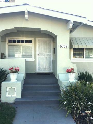 1609 6th St, Alameda, CA 94501 (#40834220) :: Armario Venema Homes Real Estate Team
