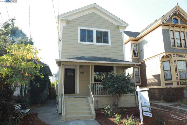 1183 Park Ave, Alameda, CA 94501 (#40834744) :: Armario Venema Homes Real Estate Team