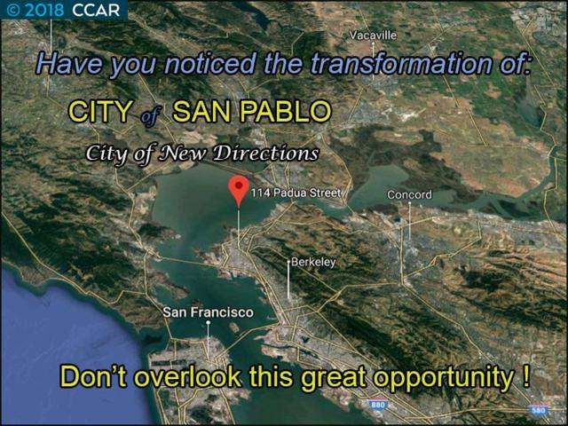 114 Padua Street, San Pablo, CA 94806 (#40835112) :: The Grubb Company