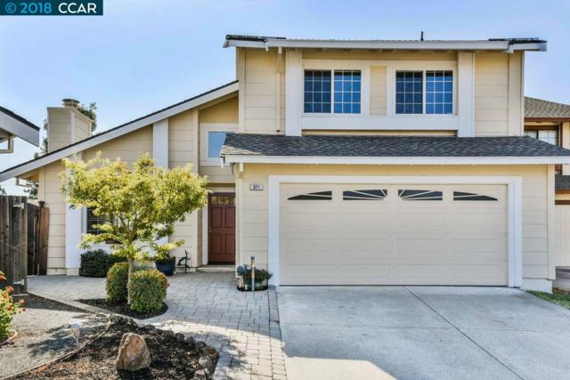 321 Lake Meadow Ct, Martinez, CA 94553 (#40836670) :: The Lucas Group