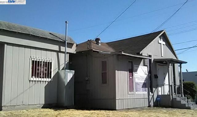 802 N Stone St., Oakland, CA 94603 (#40837628) :: Armario Venema Homes Real Estate Team